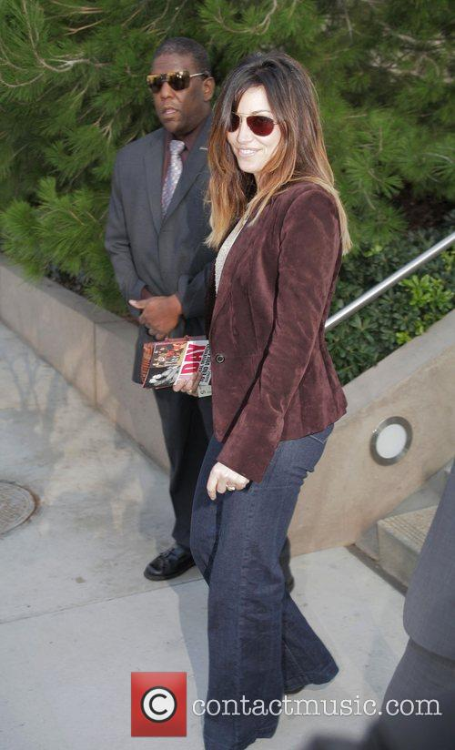 Gina Gershon Powerful women in entertainment unite at...
