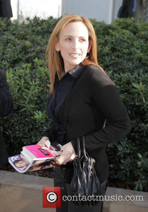 Marlee Matlin Powerful women in entertainment unite at...