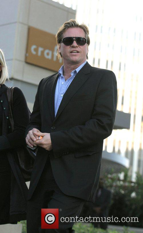Val Kilmer and Eve 1