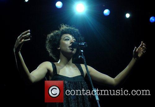 Corinne Bailey Rae, V Festival