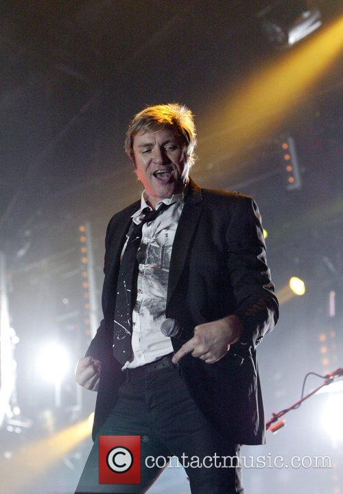 Duran Duran, Richard Branson and V Festival 10