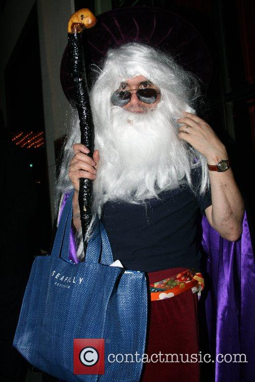 Jeff Slonim As Albus Dumbledore 6