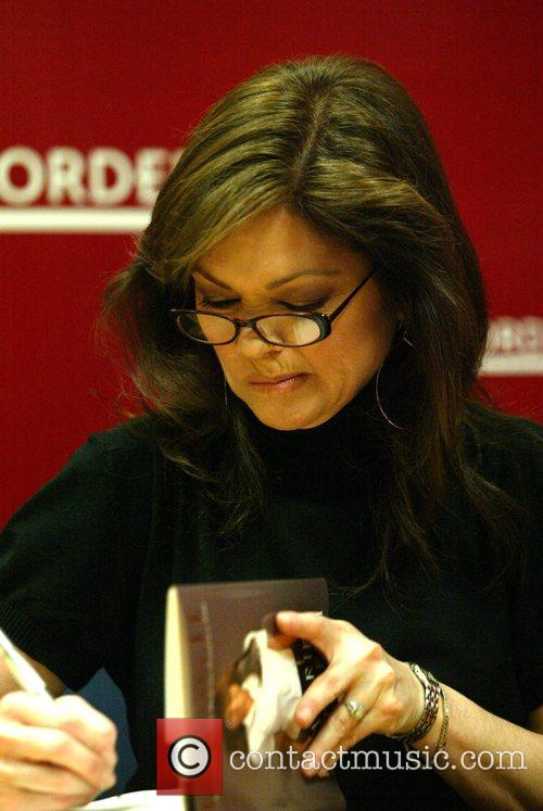 Valerie Bertinelli signs copies of her book 'Losing...