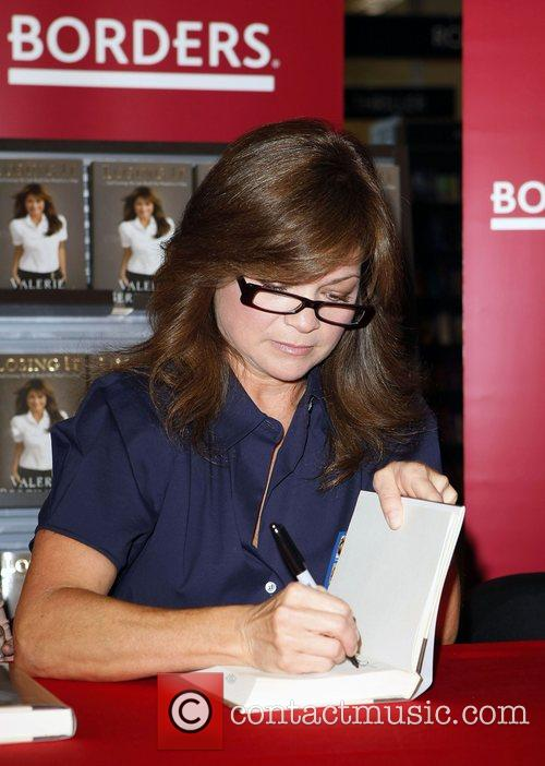 Valerie Bertinelli signs copies of her book 'Losing...