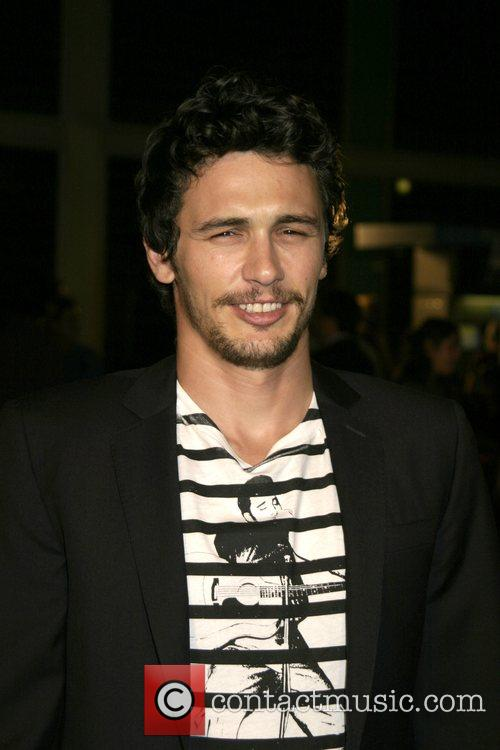 James Franco 'In the Valley of Elah' premiere...