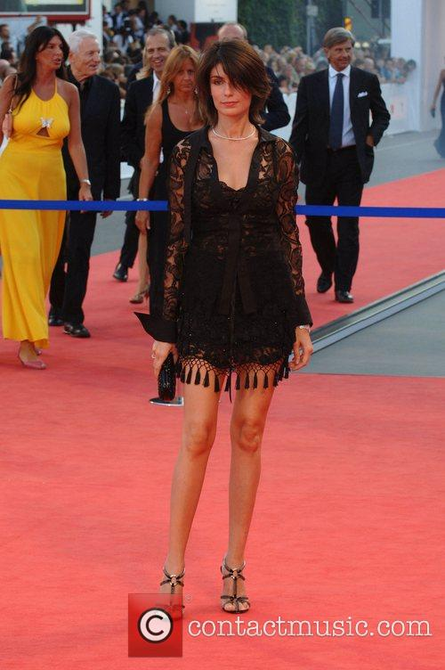 Anna Valle 64th Venice Film Festival - Day...