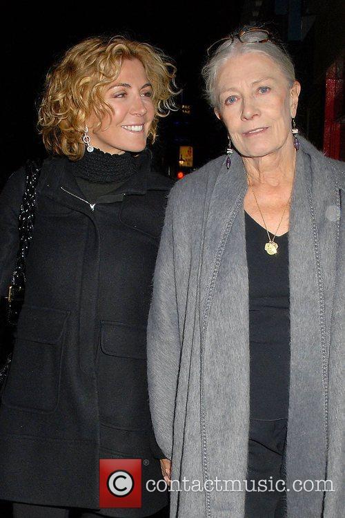 Natasha Richardson and Vanessa Redgrave 2