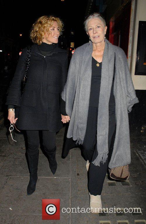 Natasha Richardson and Vanessa Redgrave 3