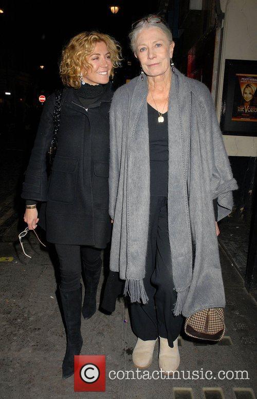 Natasha Richardson and Vanessa Redgrave 1