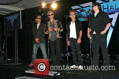 Van Halen, David Lee and David Lee Roth 6