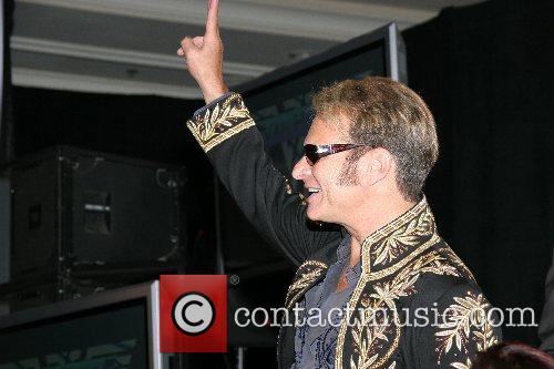 David Lee Roth Van Halen and David Lee...