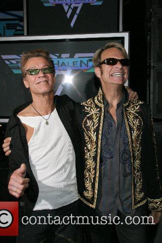 Van Halen, David Lee and David Lee Roth 7