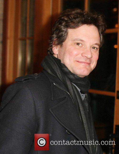 Colin Firth and Vanity Fair 1