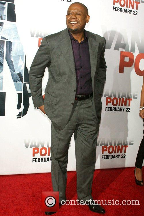 World Premiere of 'Vantage Point' held at the...