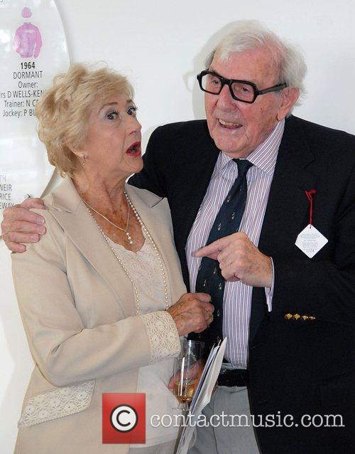 Eric Sykes and wife Edith Sykes Variety club...