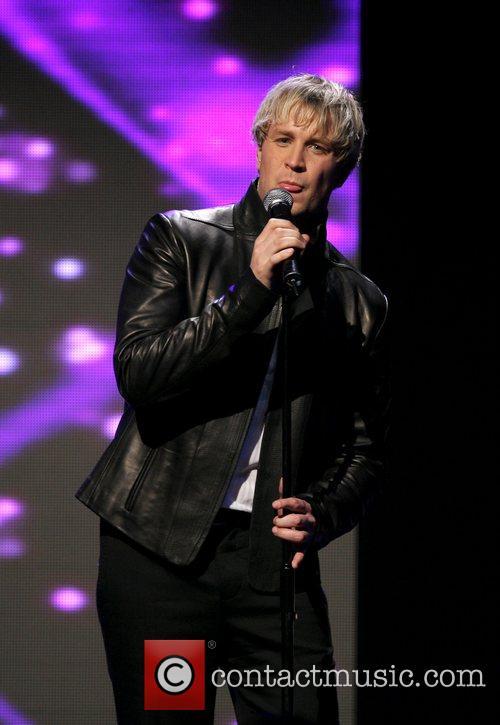 Variety Club Showbiz Awards, London Hilton Hotel.