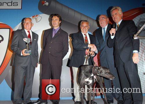 Variety Club Sporting Awards at the Royal Lancaster...