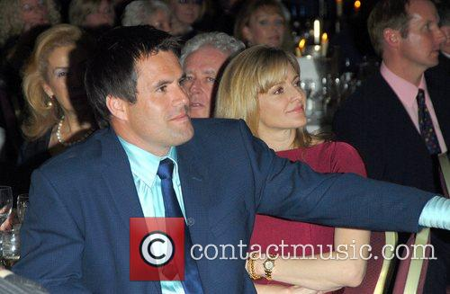 Kenny Logan and Gabby Logan Variety Club Sporting...