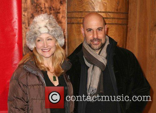 Patricia Clarkson and Stanley Tucci 2