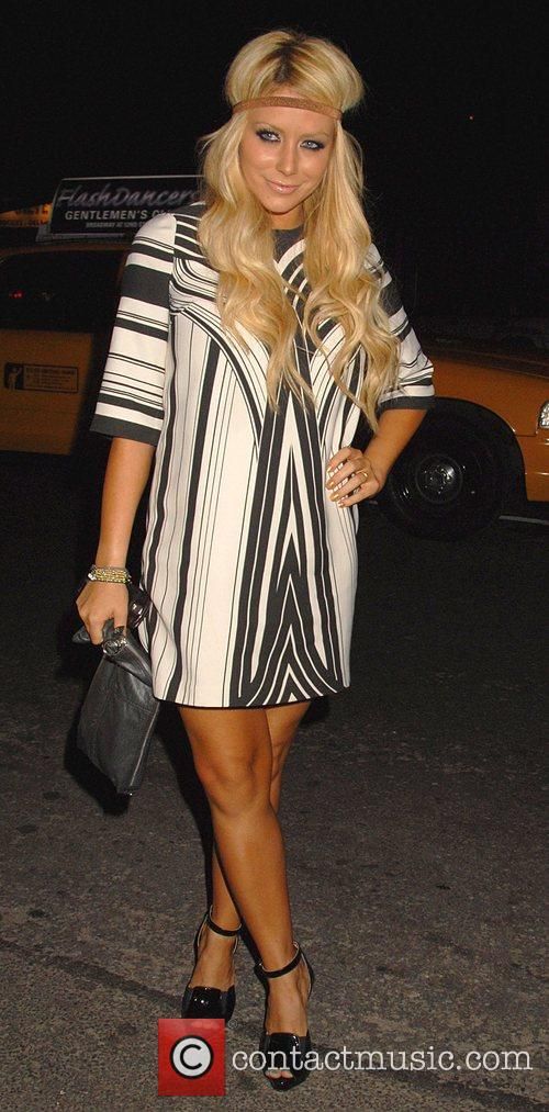Aubrey O. Day Entertainment Weekly and Vavoom host...