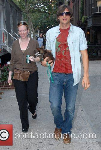 Ashton Kutcher and Cher 14