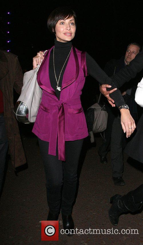 Natalie Imbruglia arrives at the afterparty for 'What...