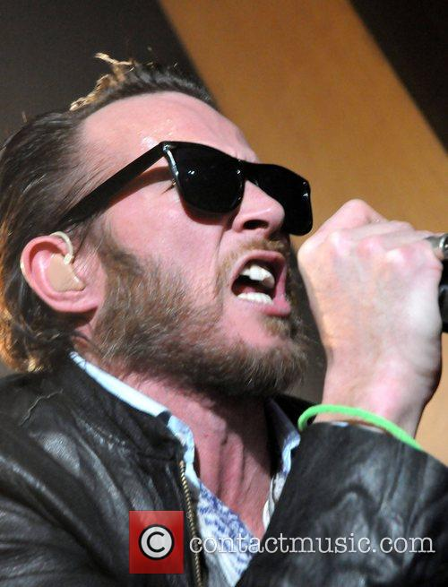Scott Weiland Velvet Revolver performs live at The...