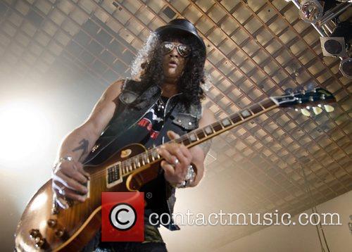 Slash and Velvet Revolver 3