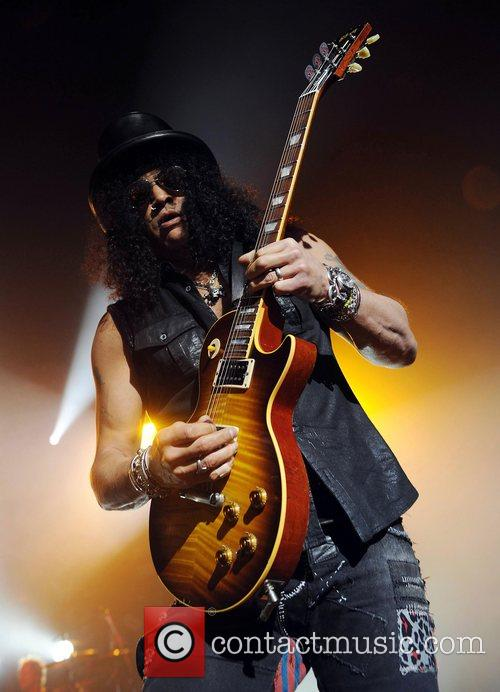 Slash and Velvet Revolver 1