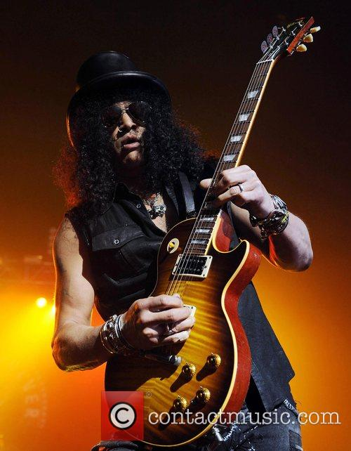 Slash and Velvet Revolver 4