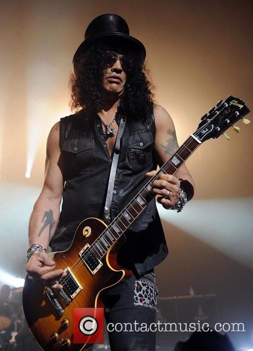 Slash and Velvet Revolver 5