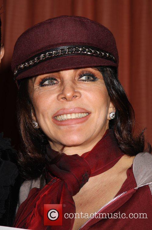Veronica Castro Award Presentation at the Wynn Hotel...