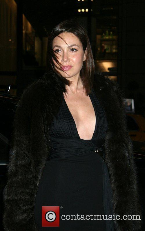 Fabiola Versace Men's Line Launch Party at Barney's...