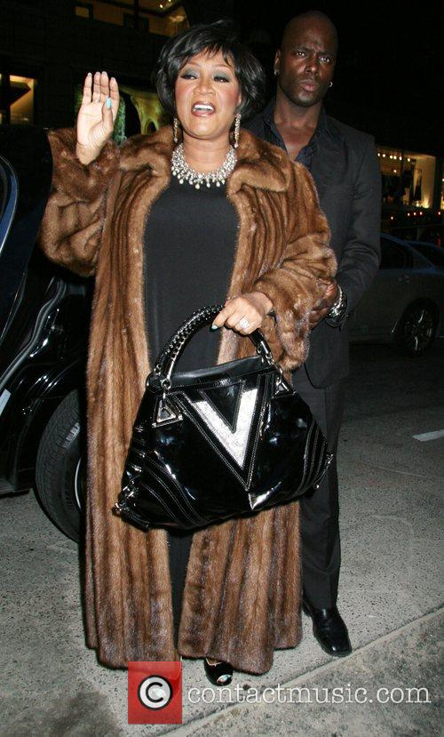 Patti Labelle and Versace 7