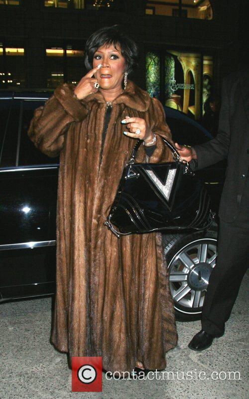 Patti Labelle and Versace 6