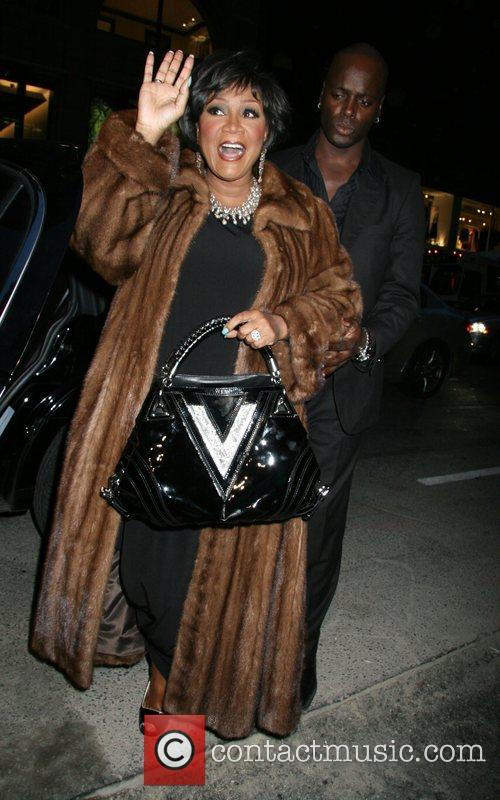 Patti Labelle and Versace 4