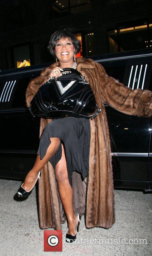 Patti Labelle and Versace 5