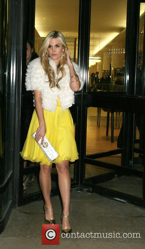 Tinsley Mortimer Versace Men's Line Launch Party at...