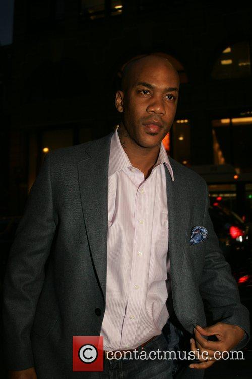Stephon Marbury Versace Men's Line Launch Party at...