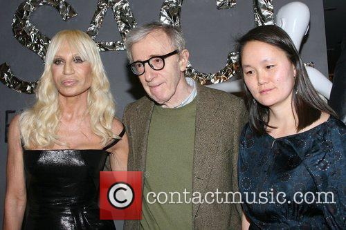 Donatella Versace, Versace and Woody Allen 4