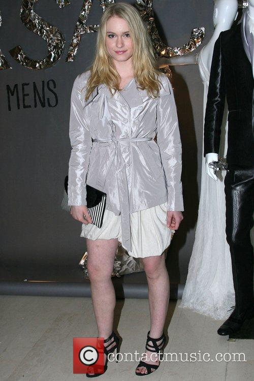Leven Rambin Versace Men's Line Launch Party at...