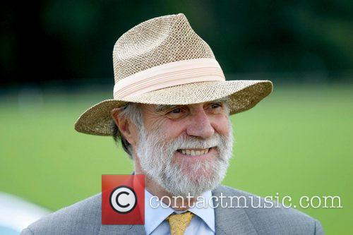 Lord Cowdray The Veuve Clicquot Gold Cup Finals...