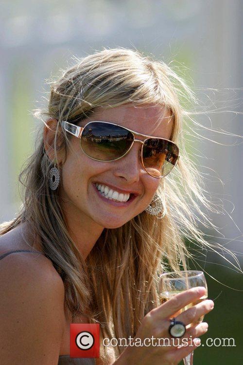 Louise Redknapp The Veuve Clicquot Gold Cup Finals...