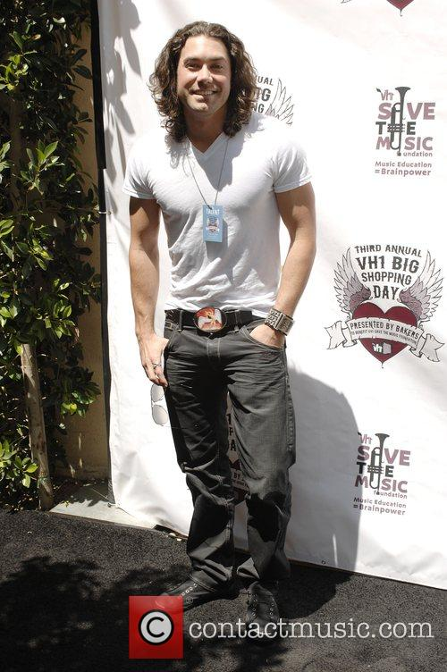 Ace Young VH1 Save The Music Foundation 3rd...