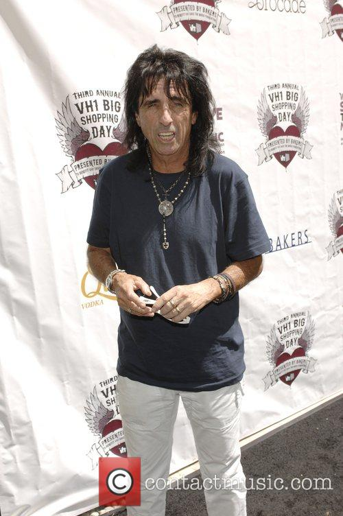 Alice Cooper VH1 Save The Music Foundation 3rd...