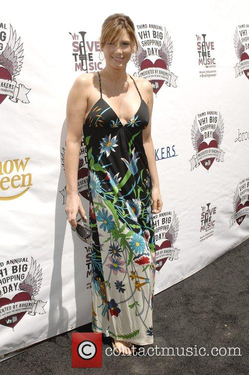 Daisy Fuentes VH1 Save The Music Foundation 3rd...