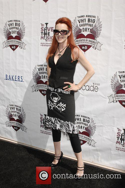Gretchen Bonaduce VH1 Save The Music Foundation 3rd...