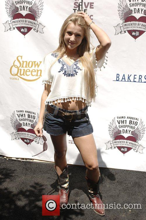 Jessi Money VH1 Save The Music Foundation 3rd...