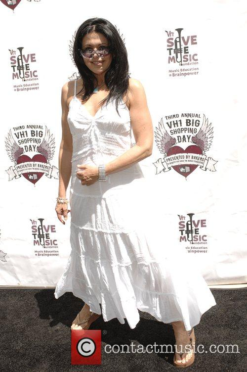 Maria Conchita Alonso VH1 Save The Music Foundation...