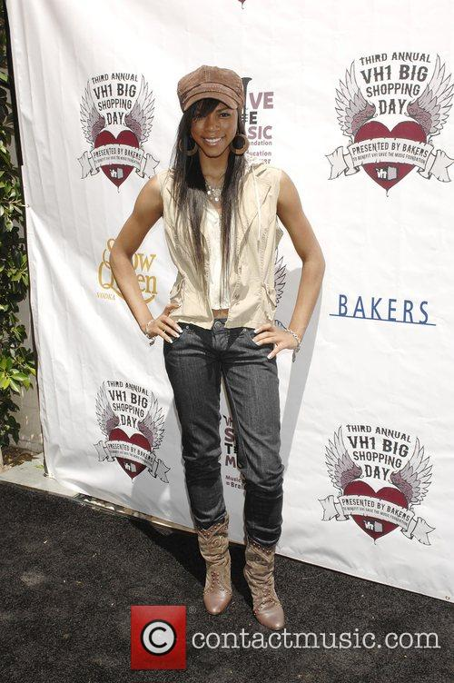 Shanica Knowles VH1 Save The Music Foundation 3rd...
